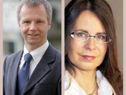 Eröffnung der Gesundheitstage am 7.9.2019 um 10 Uhr: Otto Neuhoff und Iris Schwarz